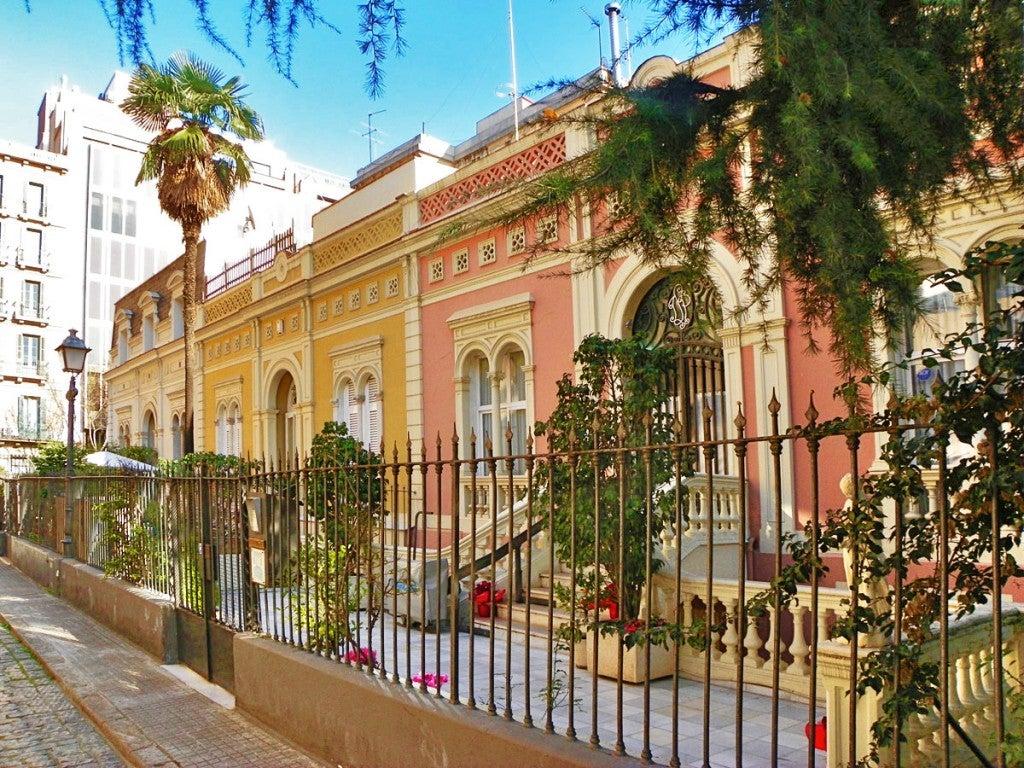 passatge permanyer houses