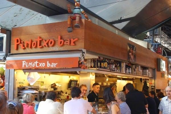 pinotxo bar in barcelona