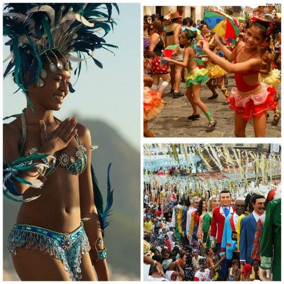 Carnival in Brazil, Rio de Janeiro