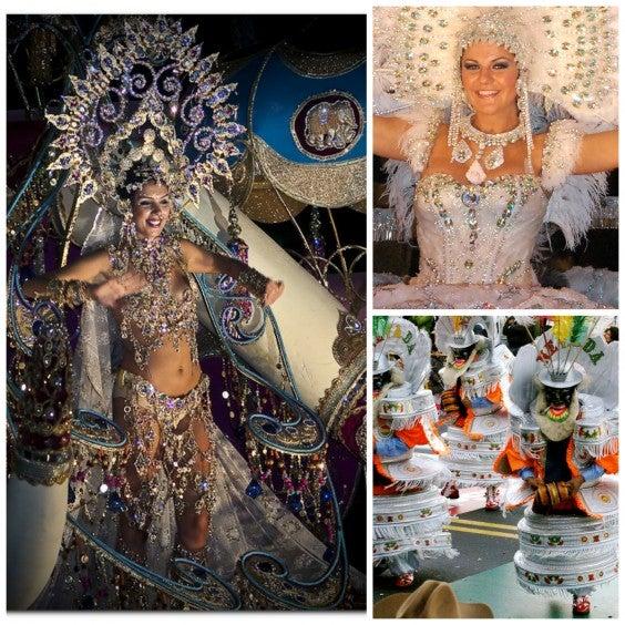 Tenerife Carnival in Spain