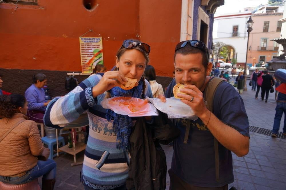 Goats on the Road: Enjoying Mexican Food