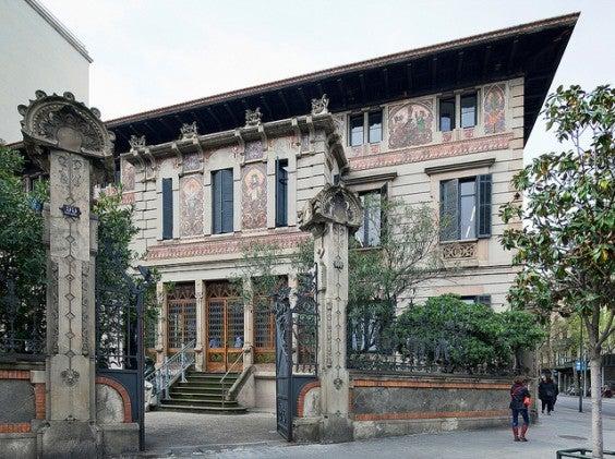 Palau Ramon Montaner