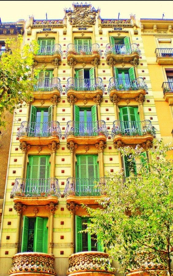 casa lamadrid barcelona