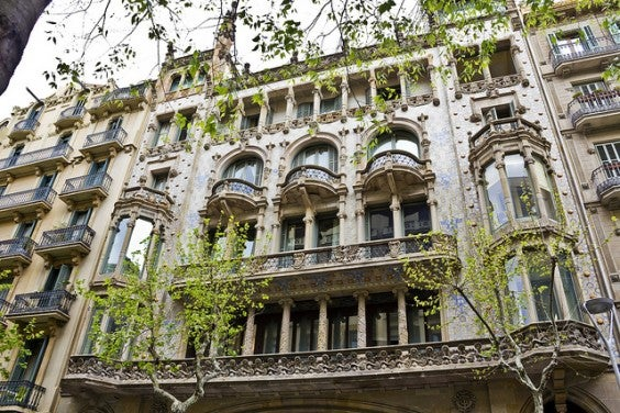 casa thomas barcelona