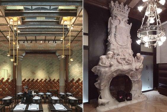 fonda espanya restaurant barcelona