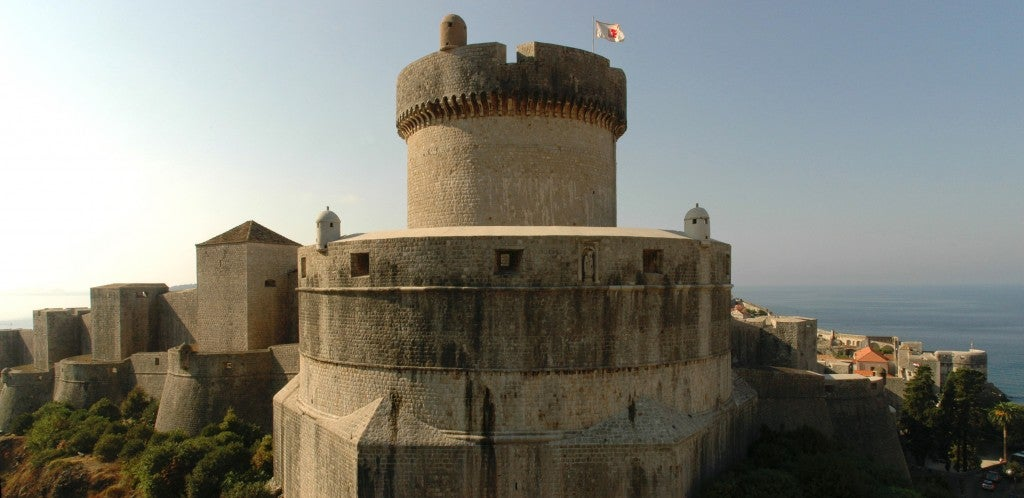 Forteresse_de_Dubrovnik