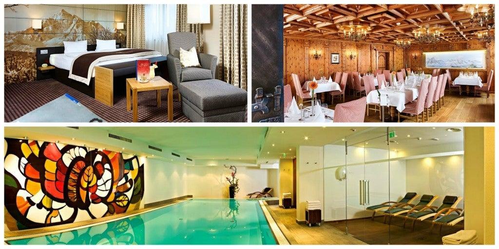 Hotel Innsbruck: First place in eDreams Best Hotel in Europe