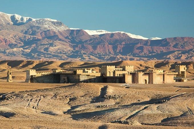 Atlas Corporation Studios - Ouarzazate