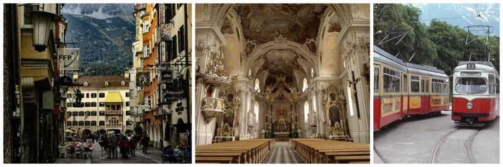 Innsbruck , Austria