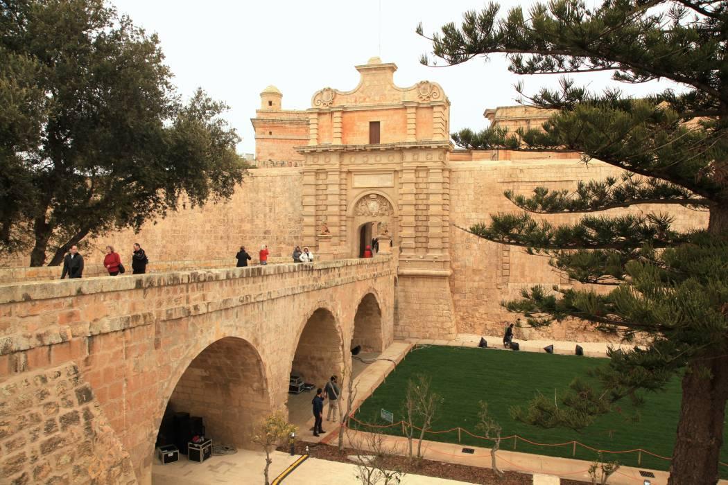 Mdina Gate - Malta