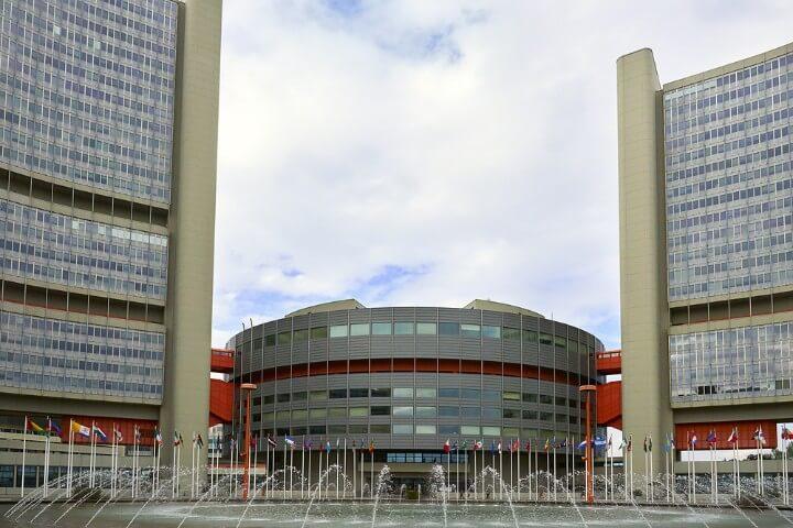 uno city in vienna united nations