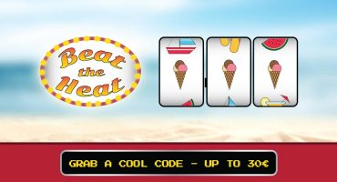 Beat the heat, Grab Your 30€ Discount Code