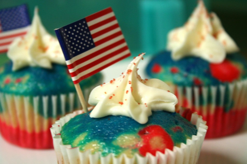 Independence Day sweets