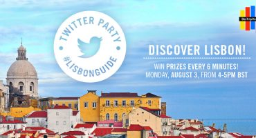 Discover Lisbon with our new Twitter Party #LisbonGuide