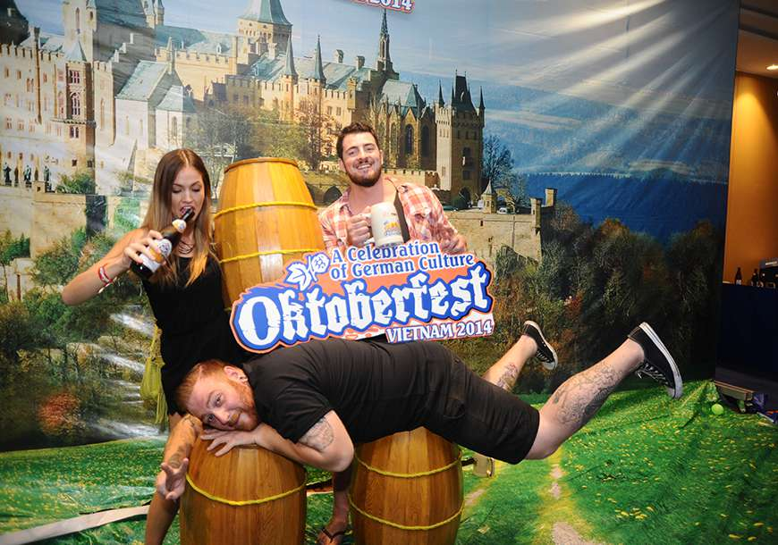 Photo by Oktoberfestvietnam.com