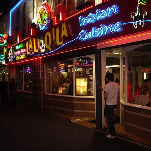 Curry Mile, Manchester
