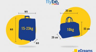 Flybe: Hand Luggage and Checked Baggage Allowance