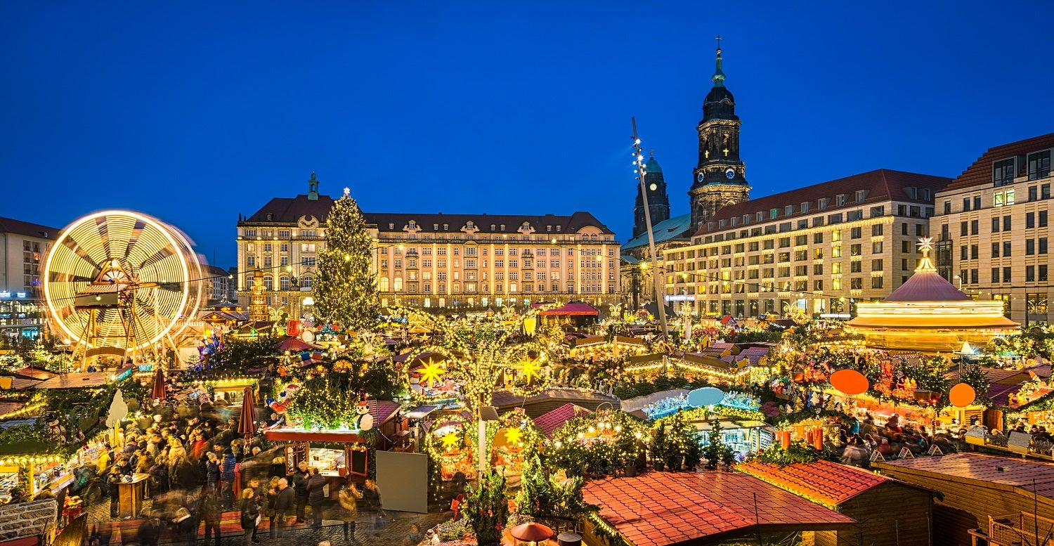 The Most Magical Christmas Markets In Europe Edreams