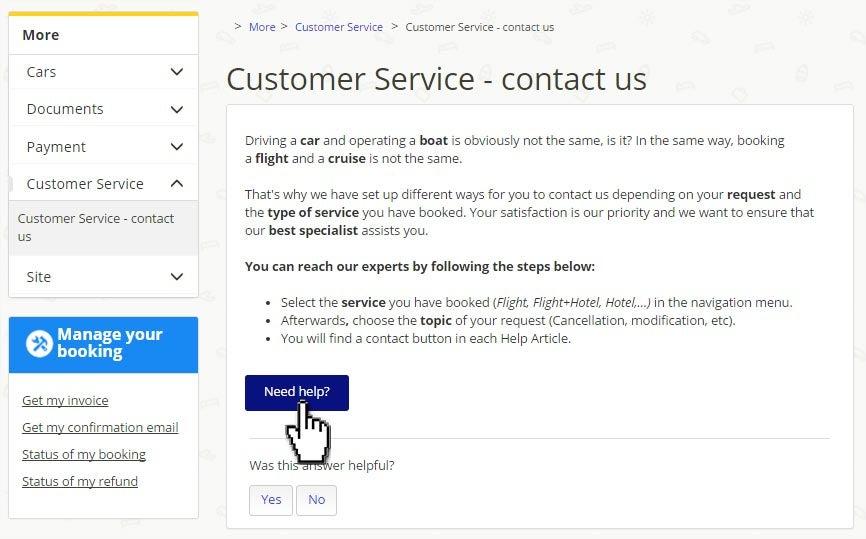 customer-service-edreams