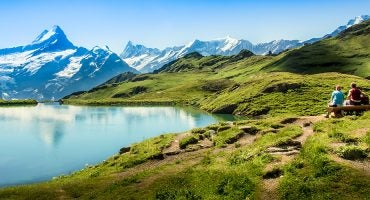 Geneva or Zurich? Win Flights to Switzerland with Swiss Air!