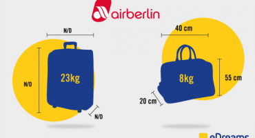 Air Berlin Baggage Allowance