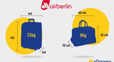 Air Berlin Baggage Allowance