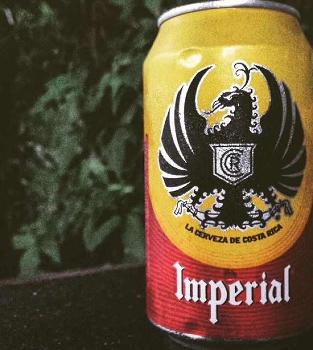 Cerveza Imperial de costa rica