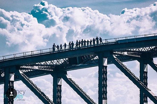 Photo by bridgeclimb by via Instagram