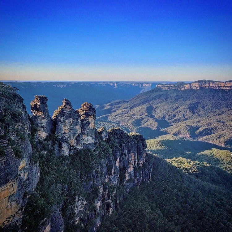 blue mountains en australia