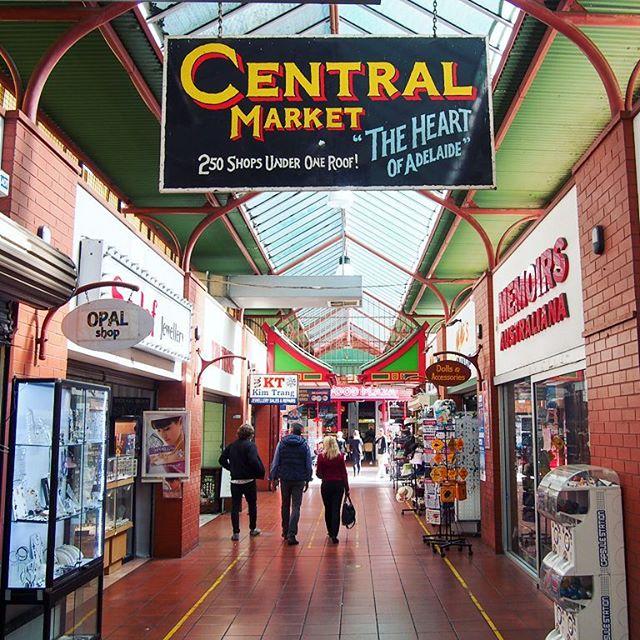 mercado central de adelaide
