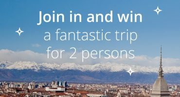 Win a flight for 2 to Turin – The Palace of the Alps