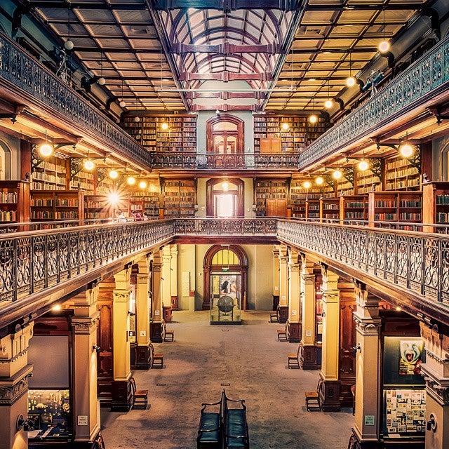 Mortlock Library en adelaida