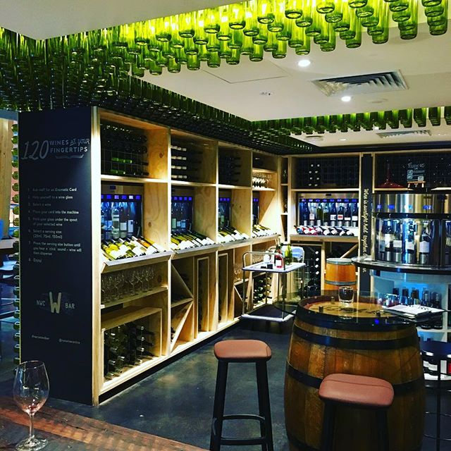 Centro de vinos de adelaida