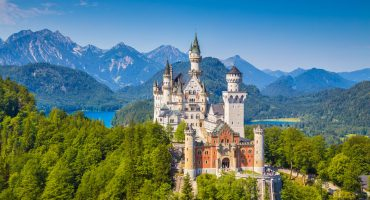 12 Real Places That Inspired Disney Movies