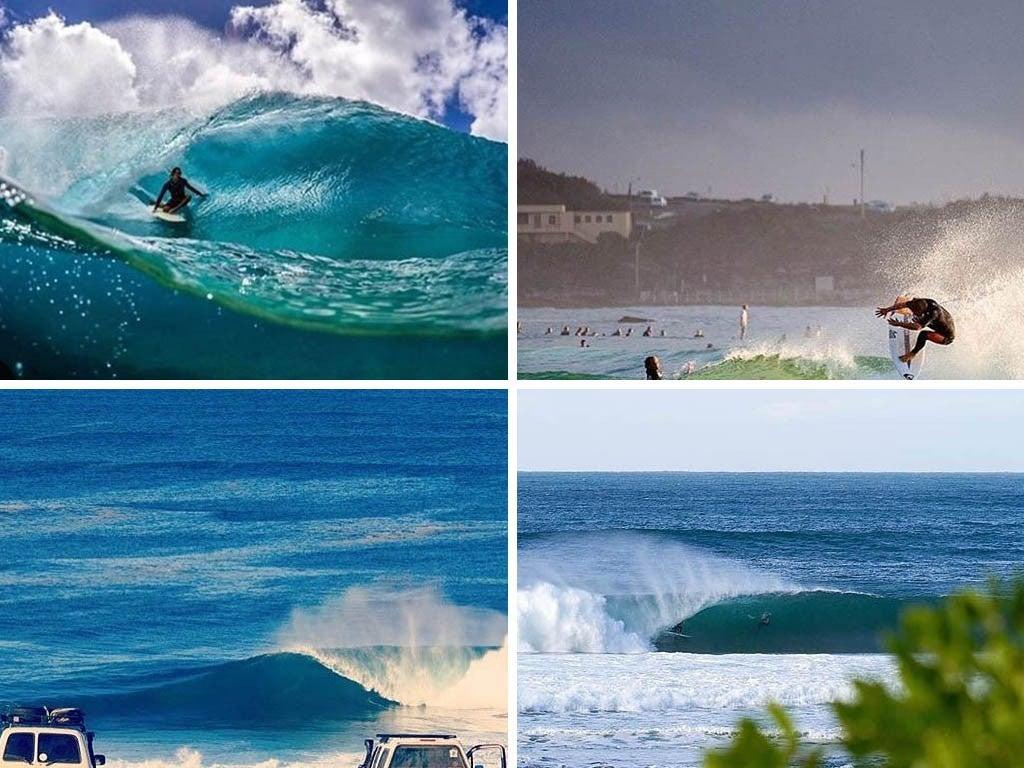 Surfing Australia Instagram account