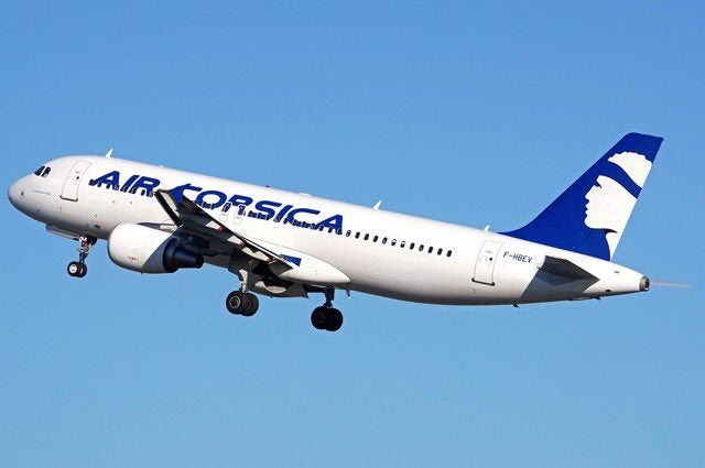 Air Corsica Luggage