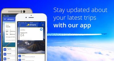 Travel informed with the eDreams app