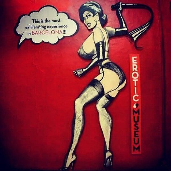 Museu eròtic de Barcelona - blog eDreams