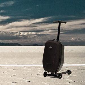 a yunieu luggage scooter