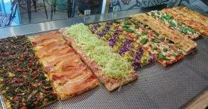 pizza al taglio rome