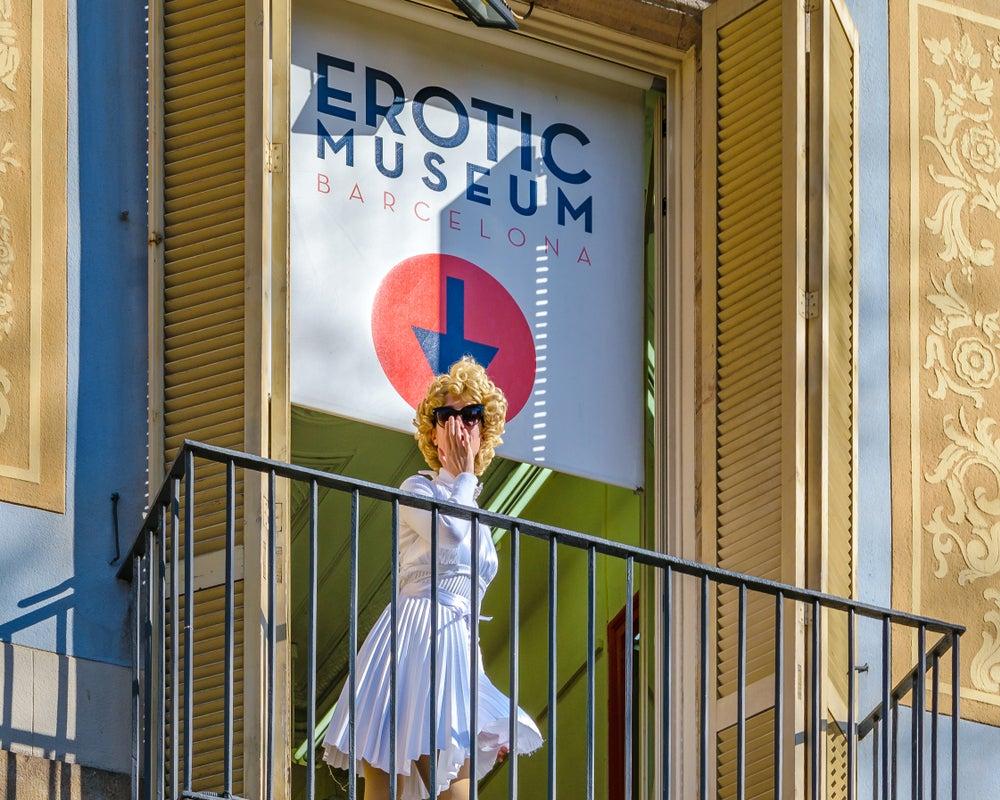 Erotic Museum in Barcelona