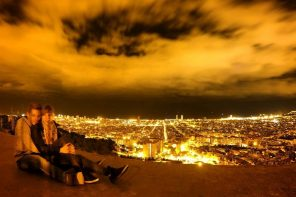 turo rovira barcelona bunkers by night photo ang_ie_ng
