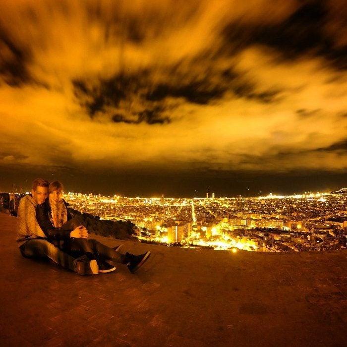 turo rovira barcelona bunkers by night photo ang_ie_ng
