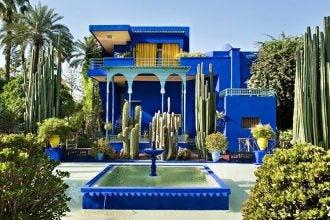 marrakech jardinmajorelle