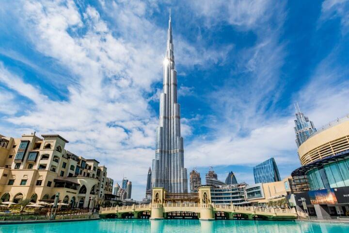Burj Khalifa in dubia