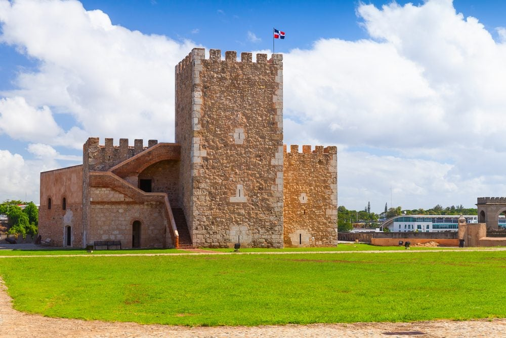 Fortaleza Ozama in Santo Domingo