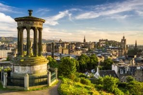 10 Reasons to Visit Edinburgh, edinburgh, edinburgh skyline