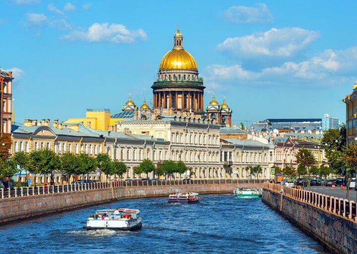 St Petersburg - Russia