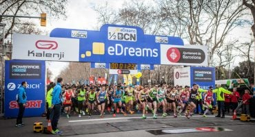 RT and win a registration (with flight and hotel) for the eDreams Half Marathon