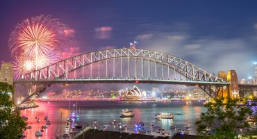 The 7 Most Impressive Cities to Spend New Year's Eve
